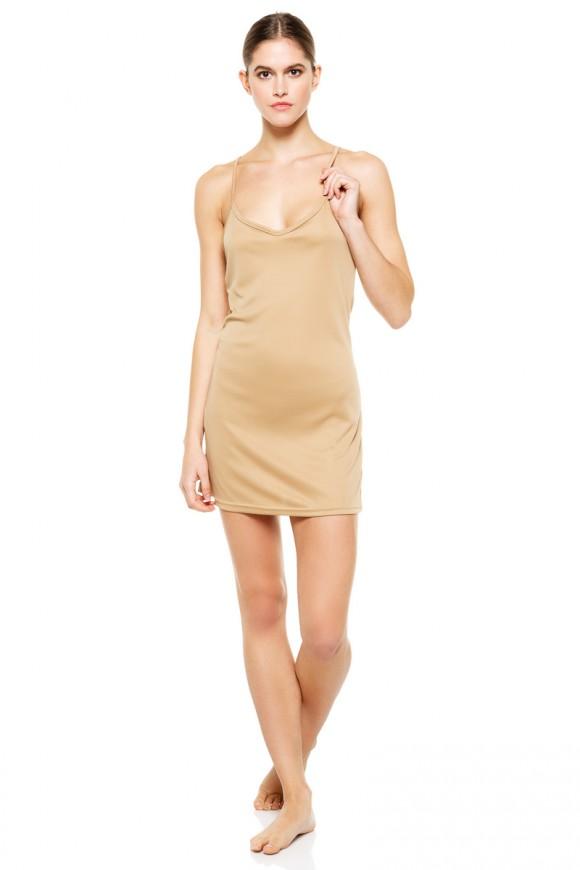 Εσωτερικό Φόρεμα Μπεζ