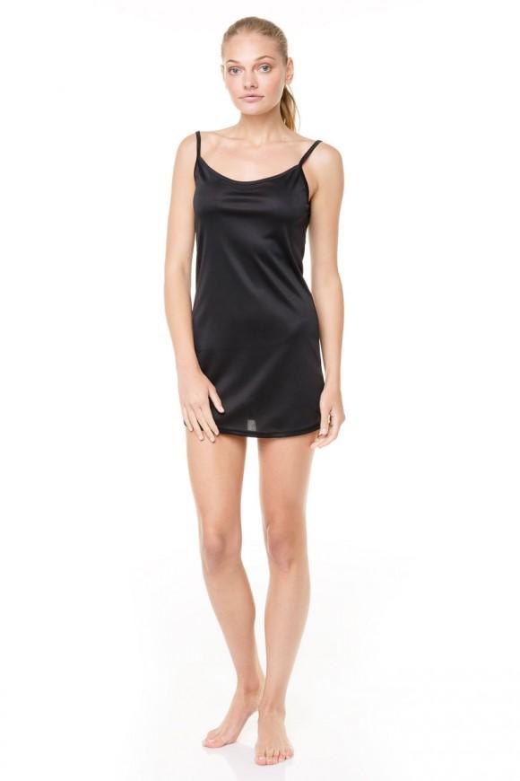 Εσωτερικό Φόρεμα Μαύρο